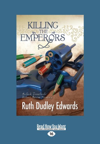 9781459647657: Killing the Emperors: A Jack Troutbeck/Robert Amiss Mystery