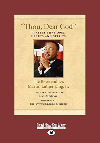 9781459647756: Thou, Dear God: Prayers that Open Hearts and Spirits