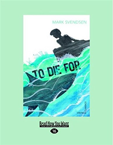 9781459648531: To Die for (Large Print 16pt)