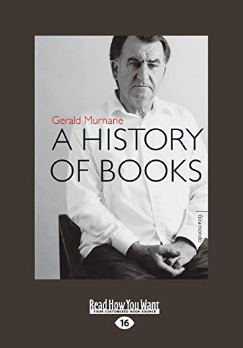 A History of Books: Gerald Murnane