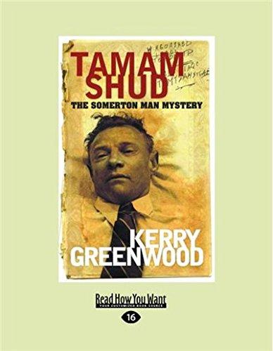 9781459651197: Tamam Shud: The Somerton Man Mystery