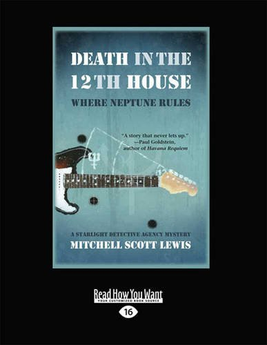 9781459651241: Death in the 12th House: Where Neptune Rules: A Starlight Detective Agency Mystery