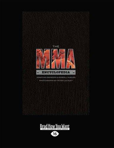 9781459651647: The Mma Encyclopedia