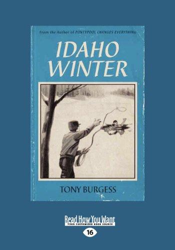 9781459651869: Idaho Winter