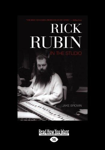 9781459652262: Rick Rubin: In the Studio