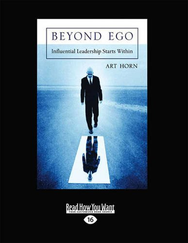 9781459652736: Beyond EGO: Influential Leadership Starts within