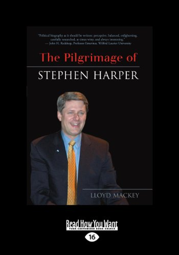 9781459653351: The Pilgrimage of Stephen Harper