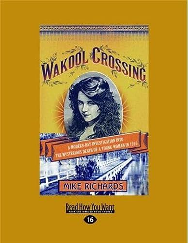 9781459653740: Wakool Crossing