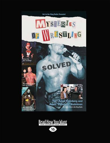 9781459654532: Mysteries of Wrestling: Solved