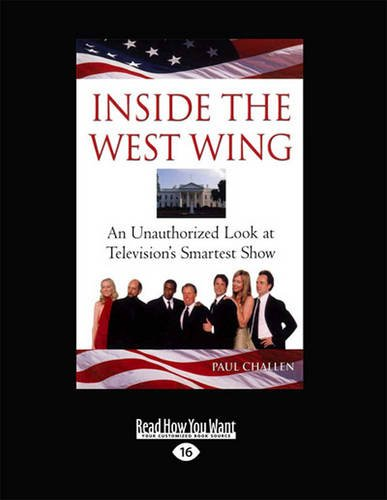 9781459654747: Inside the West Wing