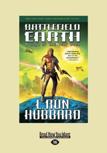 9781459655539: Battlefield Earth Vol 1 (Large Print 16pt)