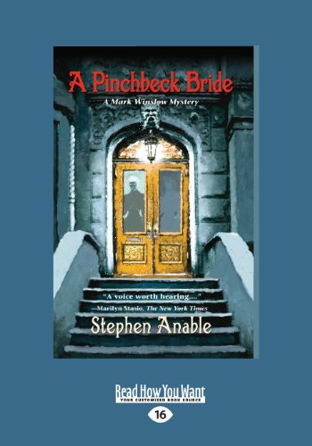 9781459655881: A Pinchbeck Bride: A Mark Winslow Mystery