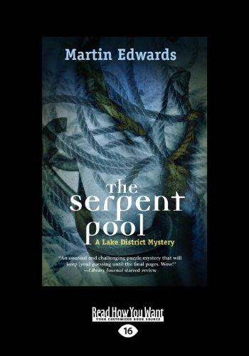 9781459656161: The Serpent Pool (Large Print 16pt)