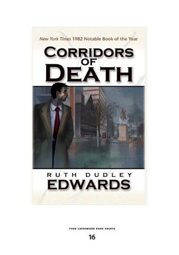9781459656208: Corridors of Death