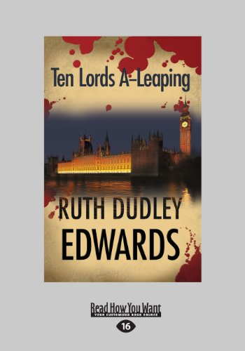 9781459656246: Ten Lords A-Leaping (Large Print 16pt)