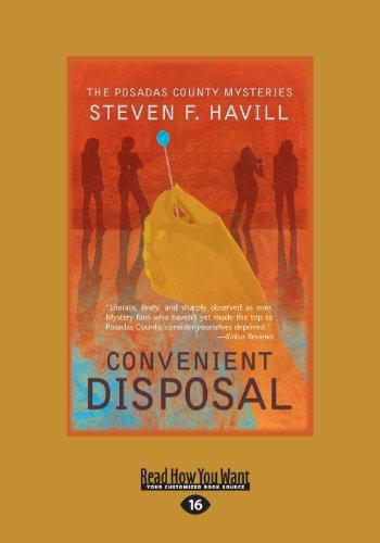 9781459656390: Convenient Disposal: A Posadas County Mystery