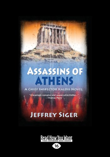 9781459656857: Assassins of Athens (Large Print 16pt)