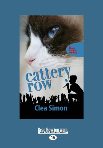 9781459656888: Cattery Row