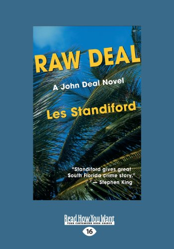 9781459656994: Raw Deal