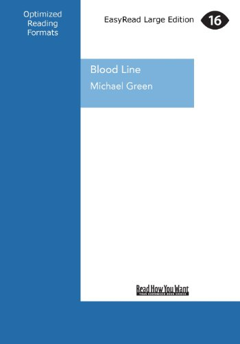 9781459657410: Blood Line (Large Print 16pt)
