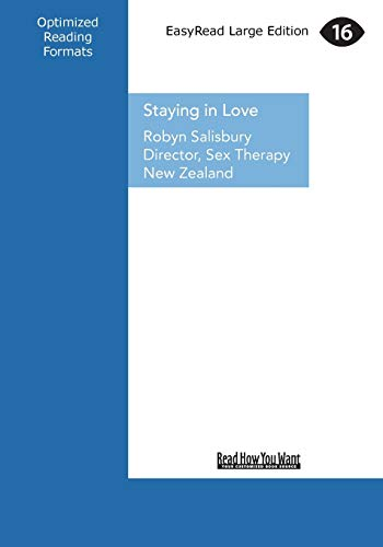 9781459657595: Staying in Love: The Top Secrets of Great Relationships