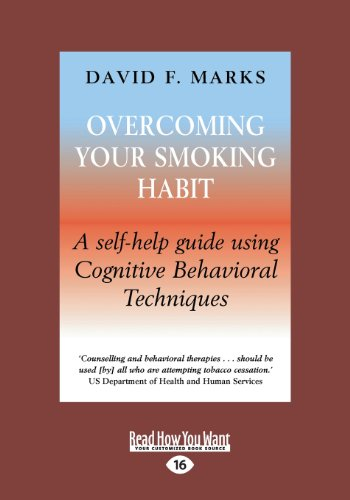 9781459658585: Overcoming Your Smoking Habit: A Self-help Guide Using Cognitive Behavioral Techniques