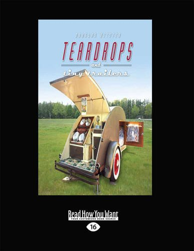 9781459659377: Teardrops and Tiny Trailers