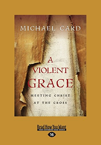9781459660205: A Violent Grace: Meeting Christ at the Cross