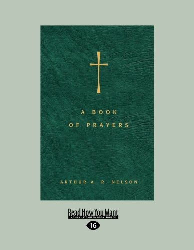 9781459660250: A Book of Prayers: A Guide to Public and Personal Intercession