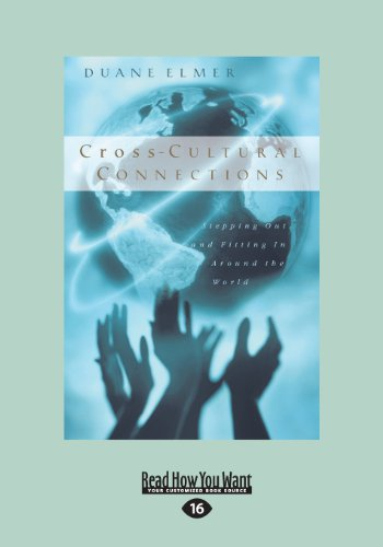 9781459660342: Cross-Cultural Connections: Stepping Out and Fitting in around the World