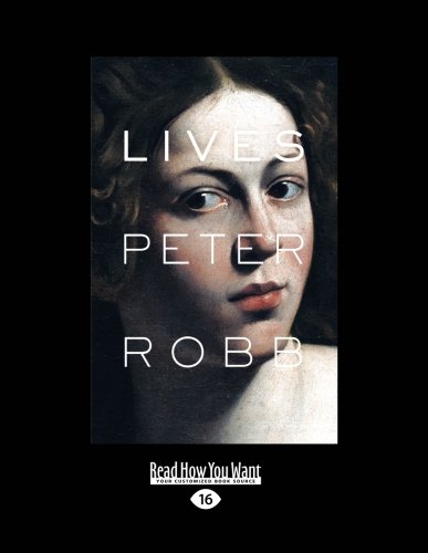 Lives: Peter Robb