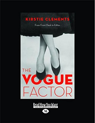 9781459662063: The Vogue Factor