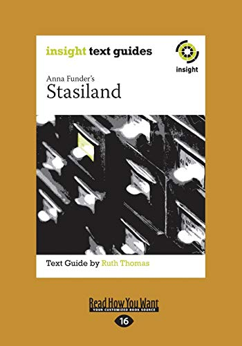 9781459662230: Stasiland