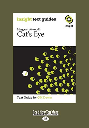 9781459662278: Margaret Atwood's Cat's Eye: Insight Text Guide (Large Print 16pt)