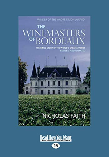9781459662476: The Winemasters of Bordeaux