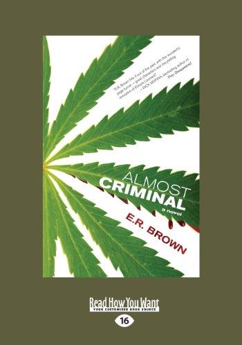9781459663039: Almost Criminal (Large Print 16pt)