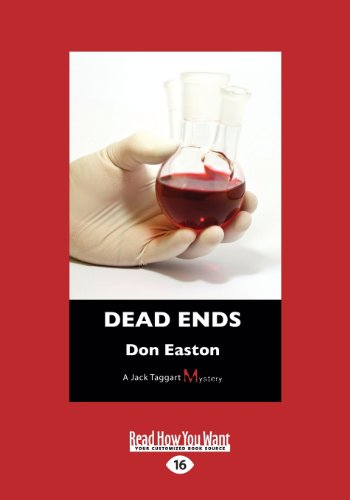 9781459663091: Dead Ends: A Jack Taggart Mystery