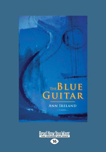 9781459663381: The Blue Guitar