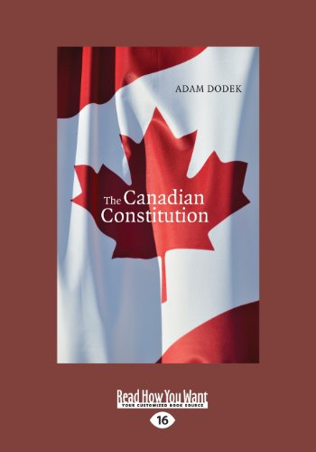 9781459663398: The Canadian Constitution