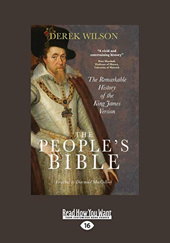 9781459663527: The Peoples Bible: The Remarkable History of the King James Version