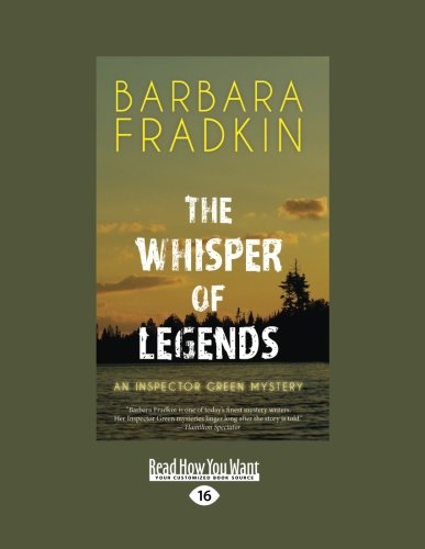 9781459664036: The Whisper of Legends: An Inspector Green Mystery