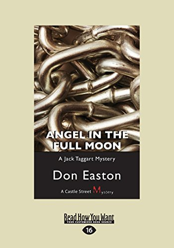 9781459664166: Angel in the Full Moon: A Jack Taggart Mystery
