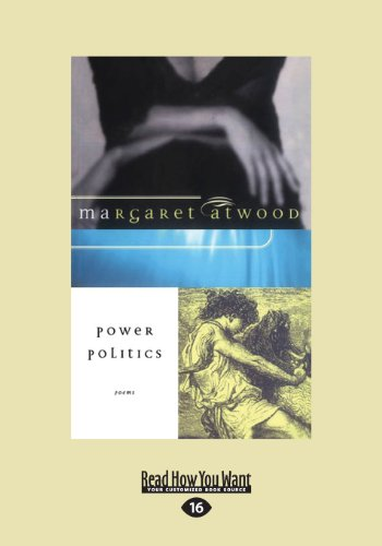9781459664432: Power Politics: Poems