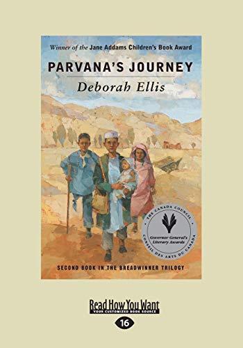 9781459664760: Parvana's Journey (Large Print 16pt)