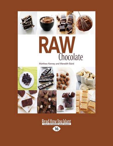9781459665194: Raw Chocolate