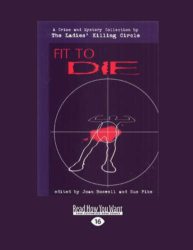 9781459665644: Fit to Die: A Ladies Killing Circle Anthology