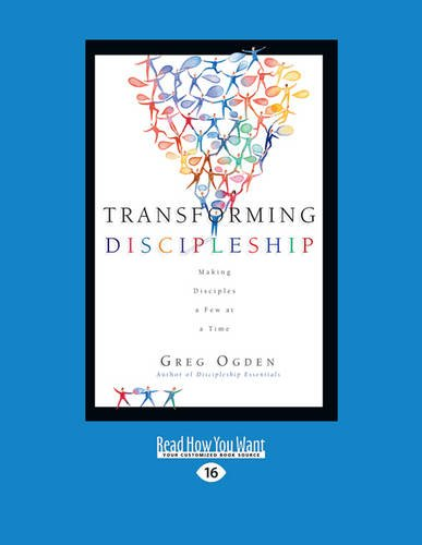 9781459665750: Transforming Discipleship: Making Disciples a Few at a Time