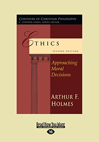 9781459665781: Ethics: Approaching Moral Decisions