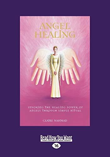 9781459665941: Angel Healing (Large Print 16pt)
