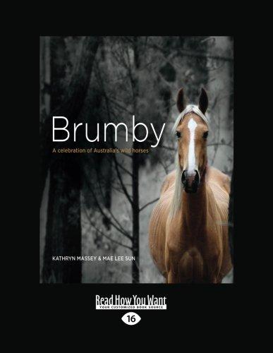 9781459668171: Brumby: A Celebration of Australia's Wild Horses